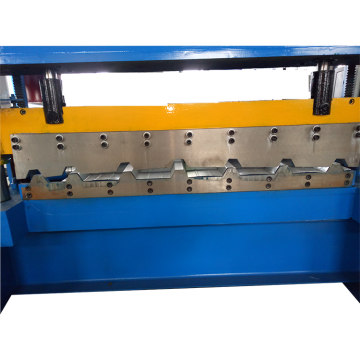 Metal Trapezoidal Roofing Sheet Roll Forming Machine
