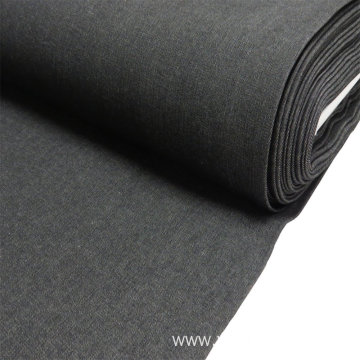 T/C Denim Fabric Good Quality–Black Denim