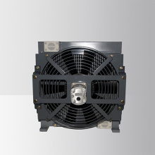 Fan Cooled Heat Exchanger