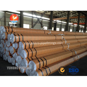 High Definition for  Alloy Steel Seamless Boiler Tube SA213 T5 export to Libya Exporter
