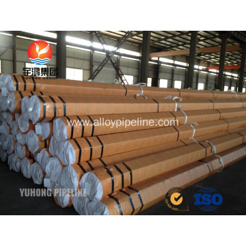 Alloy Steel Seamless Boiler Tube SA213 T5