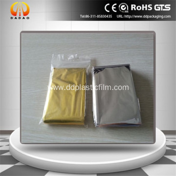 Survival Kit Metallized Polyester Film