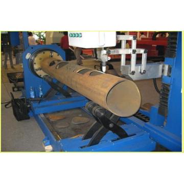 Pipe Intersecting Lines Cutting Robot