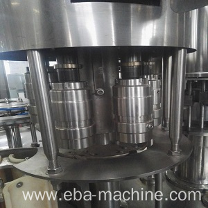 Mineral Water Bottle Filling Machinery Plant