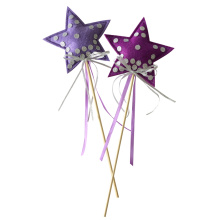 Magic Wand Angel  Purple Fairy Wands Sticks