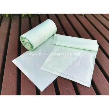 EN13432 Compost Leak-proof Chemical Medical Waste Bags