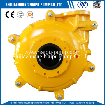 8/6 R-AHR Horizontal Mining Slurry Pump for Sale