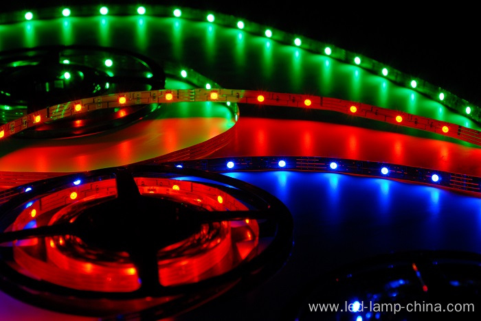 High Brightness 5050 RGB LED Strip Light