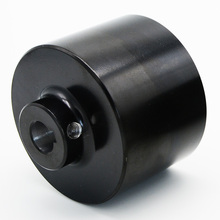 Magnetic Coupling with Steel Material