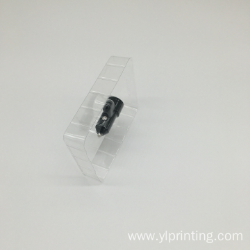 transparent PVC blister pack design blister tray