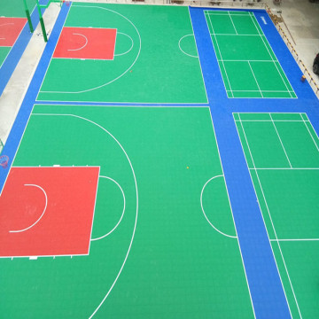Multi Purpose Modular Court Tiles Indoor and Outdoor