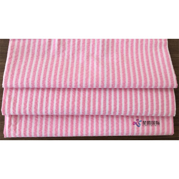 High Quality 100% Cotton Fabric Seersucker