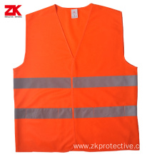 EN ISO 20471  Warning reflective safety vest
