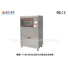 Automatic soft endoscopic washer-disinfector