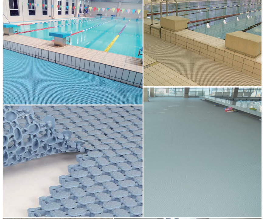 projects of wet area mat