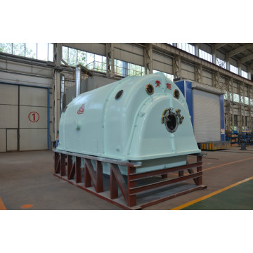 Steam Driven Electric Generator from QNP
