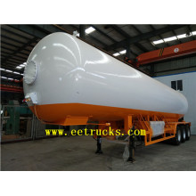 Factory directly sale for Bulk LPG Tank Trailers 3 Axle LPG Propylene Trailer Transport Tanks export to Australia Suppliers