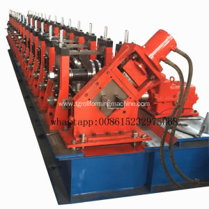 High quality of C channel roll forming machine