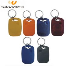 New Product for Abs Custom RFID Keyfob RFID Key Fob for access control Keychain export to Mauritania Factories