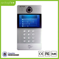 Elevator intercom system, wireless video door phone intercom system