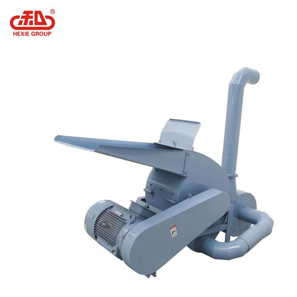 Grass hammer mill
