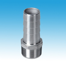 Inox Cast Hose Nipple