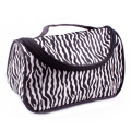 Cosmetic Makeup Train Case with Mirror #3