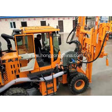China Factories for Rough Road Used Pile Driver Contractor Good Helper Pile Driver export to China Hong Kong Exporter