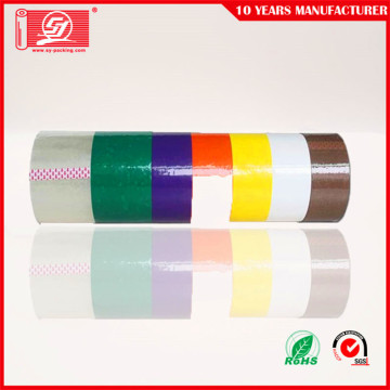 Custom Printing BOPP Box Sealing Packing