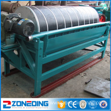 Supply for Mineral Magnetic Separator High Grade Mineral Wet Permanent Drum Magnetic Separator supply to Gabon Factory
