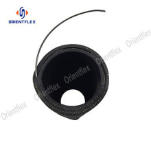 synthetic oil line wire skeleton fuel suction hose
