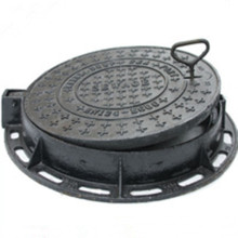 En124 D400 Cast Iron Manhole Cover