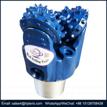 Leading for Oil Drilling Head Oil Wells Tricone Rock Drill Button Bit export to Jamaica Factory