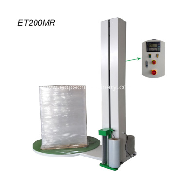 Automatic Pallet Stretch PE Film Wrapping Machine