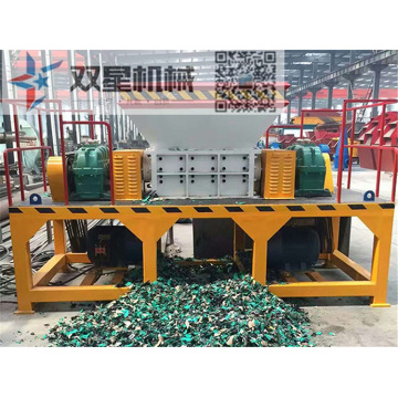 Rotoking Mobile Wood Metal Shredder