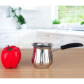 Flower-shaped Stainless Steel Pot for Milk