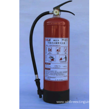 Top for Wheeled Fire Extinguisher 6L Water-based Fire Extinguisher for Sale supply to Brazil Manufacturer