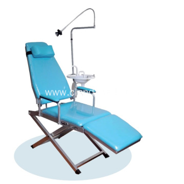 Clinical Medium Cheap Mobile Dental Portable Chair