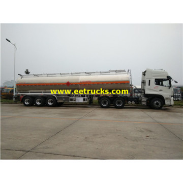 48 CBM Stainless Steel Petrol Tank Trailers