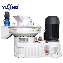 wood pellet mill design