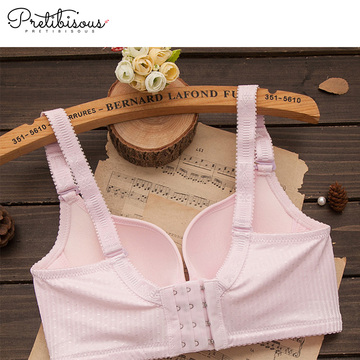 Cotton breast feeding maternity bra nursing bra