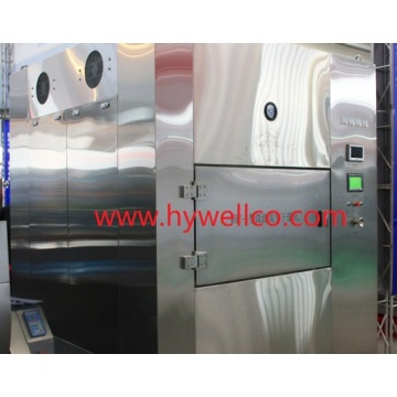 Food Puffing Drying Machine