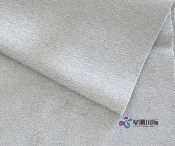 Fashion Pretty Wool Fabric