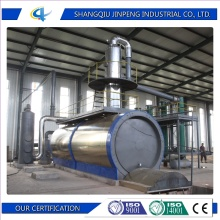 China for Batch Distillation Column Waste Base Oil Distillation Plant supply to Iceland Importers