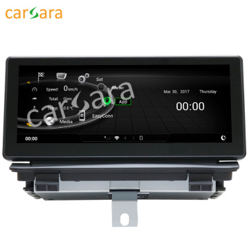Personlized Products for Car Gps Stereo Intelligent Motor Monitor for Audi Q3 2013 to 2018 export to Lesotho Manufacturers