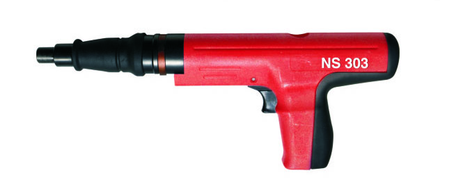NS303 Semi-Automatic Powder Actuated Fastening Tool 1