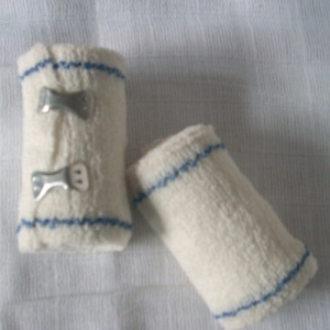 Elastic Cotton Crepe Bandage for Africa