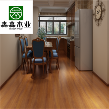 Valinge click 8mm hdf embossed laminate flooring