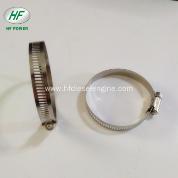 FL912 diesel engine clamp for air filter