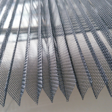 Pleated Insect Screen with PPE material
